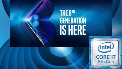 Intel Core 8 generacion