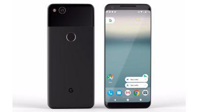 Google Pixel 2 y 2 XLRender