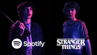 Spotify y StrangerThings