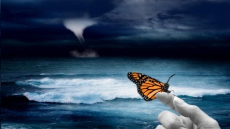 Efecto mariposa teoria del caos