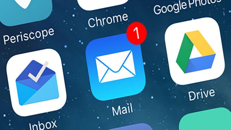 Correo iPhone