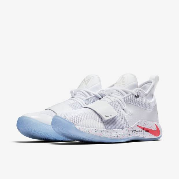 PlayStation Nike White