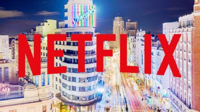Netflix Madrid