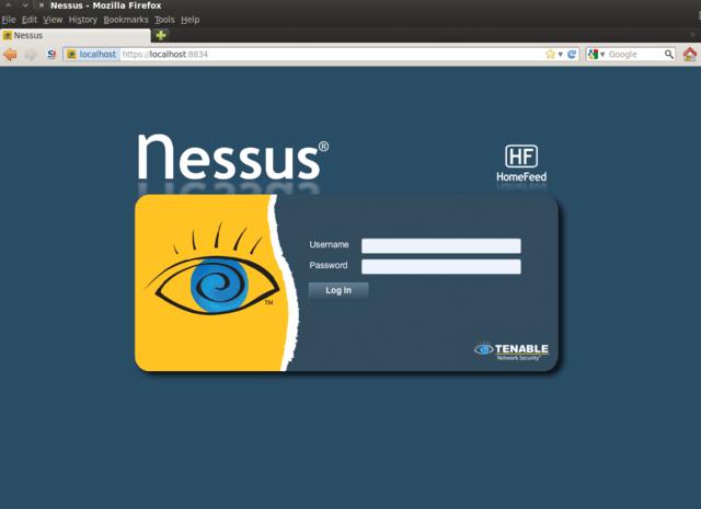 Nessus Linux