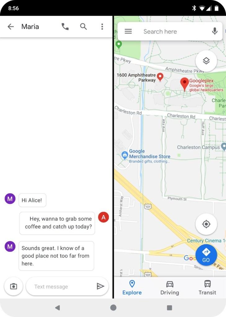 Android Q Resoluciones