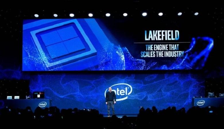 Intel Lakefield 2019