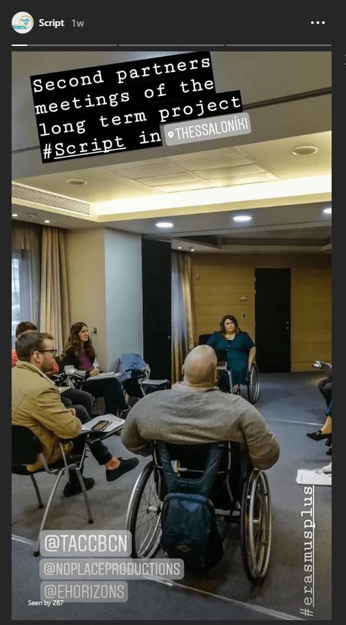 meeting script project
