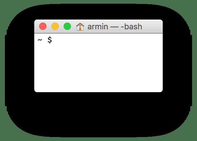Minimal Terminal Prompt