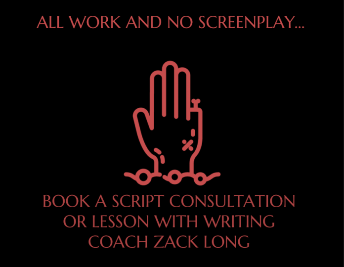Script Consultation and Coaching Services – Scriptophobic