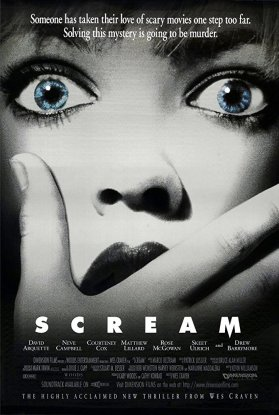 Opening a Door on Scream (1996) – Scriptophobic