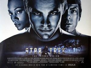 Poster de Star Trek (2009)