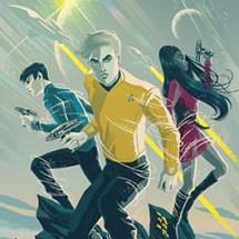 Star Trek: Boldly Go #1 (2016) | Resenha