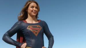 Supergirl, no episódio 18.