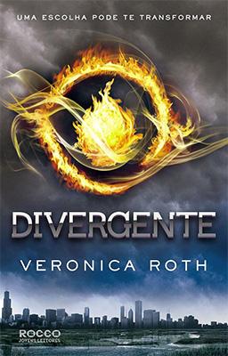 Divergente - Veronica Roth | Resenha