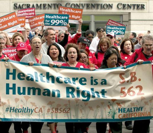 CA SB562 Demonstrators