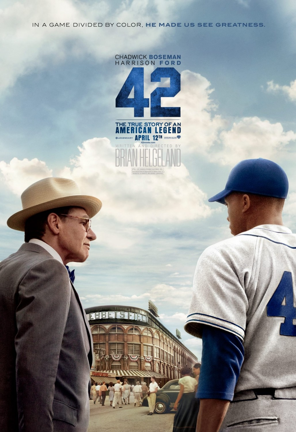 Ford Steals Jackie Robinson S Thunder In 42