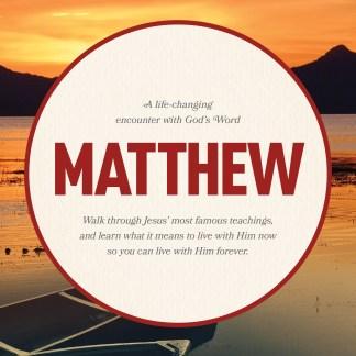 Matthew LifeChange Bible Study