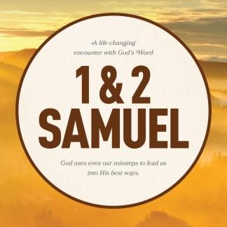 1 & 2 Samuel LifeChange Bible Study