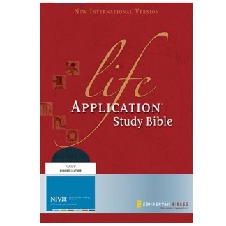 NIV-Life-Application-Study-Bible-Bonded-Leather