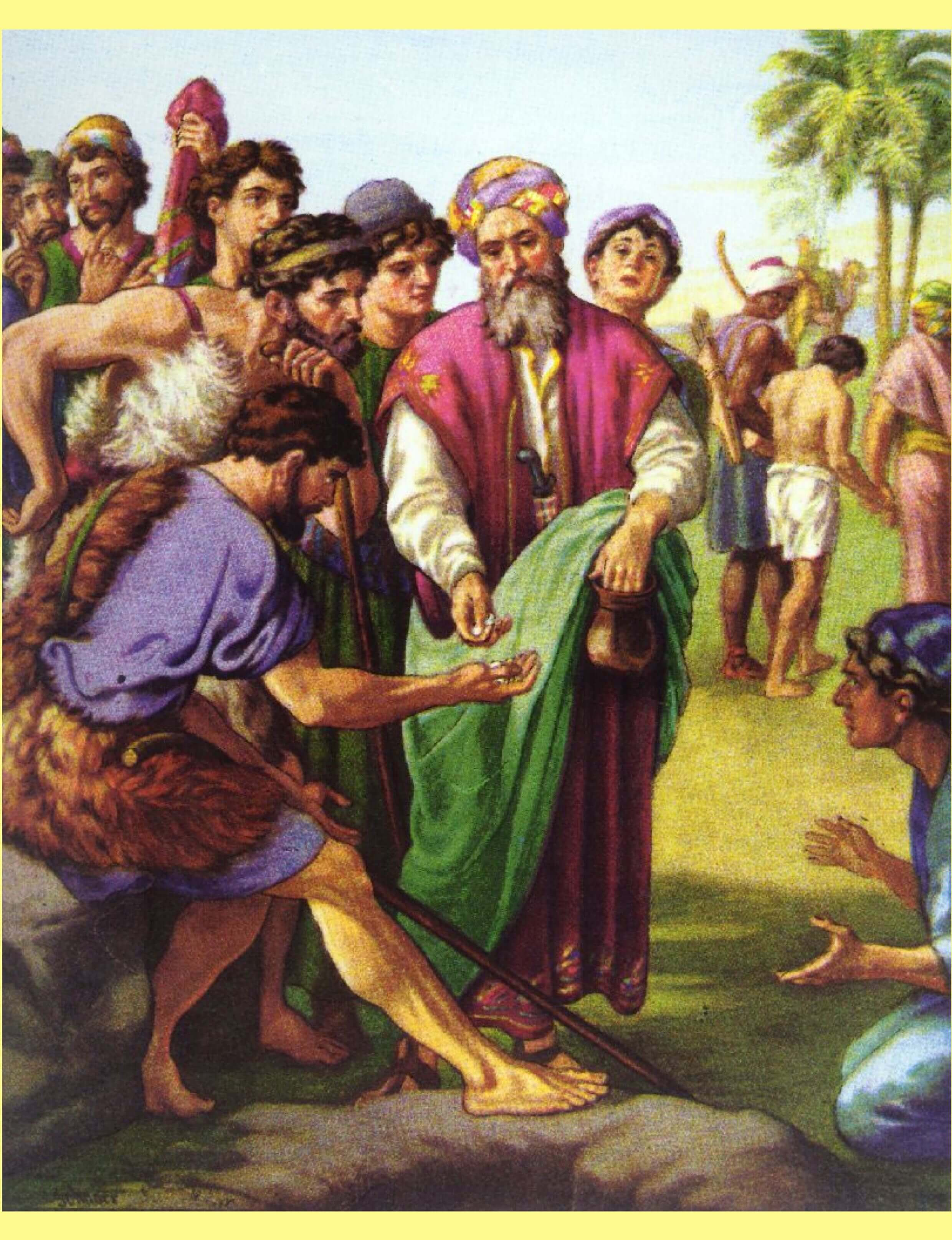 Bible Story Pictures For The Story Of Joseph As A Young Boy