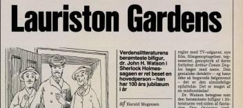 uno studio in rosso - omicidio a Lauriston Gardens