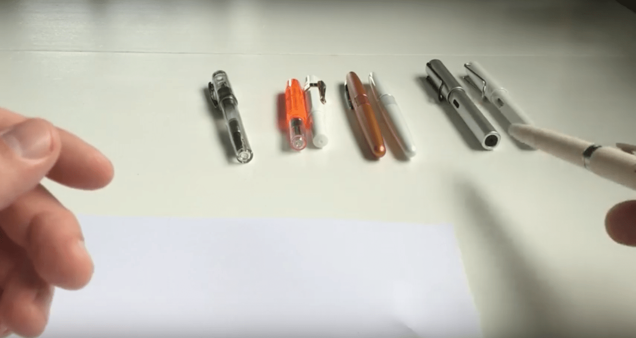 Top 5 Entry Level Pens
