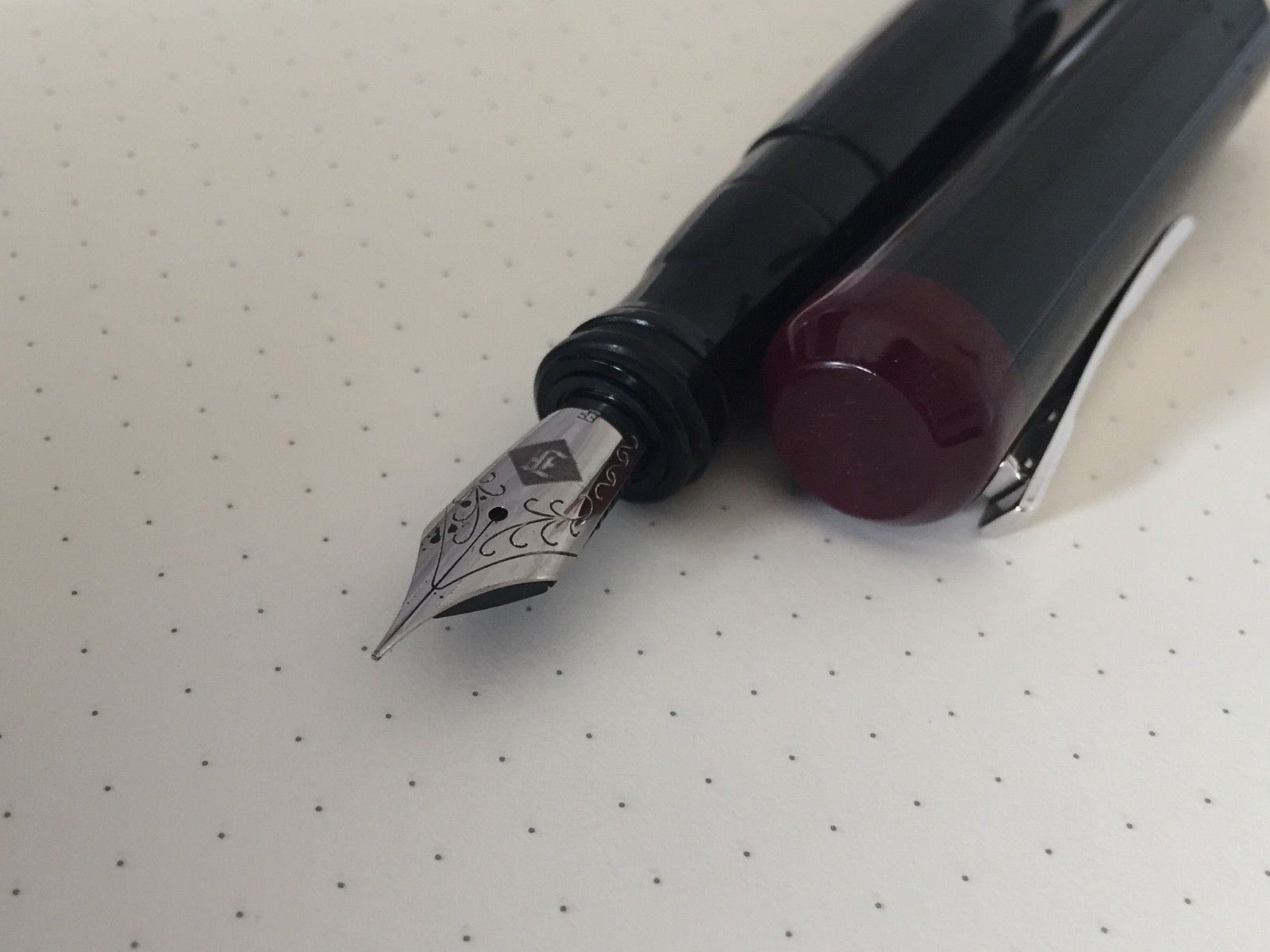 Franklin-Christoph model 02 Intrinsic