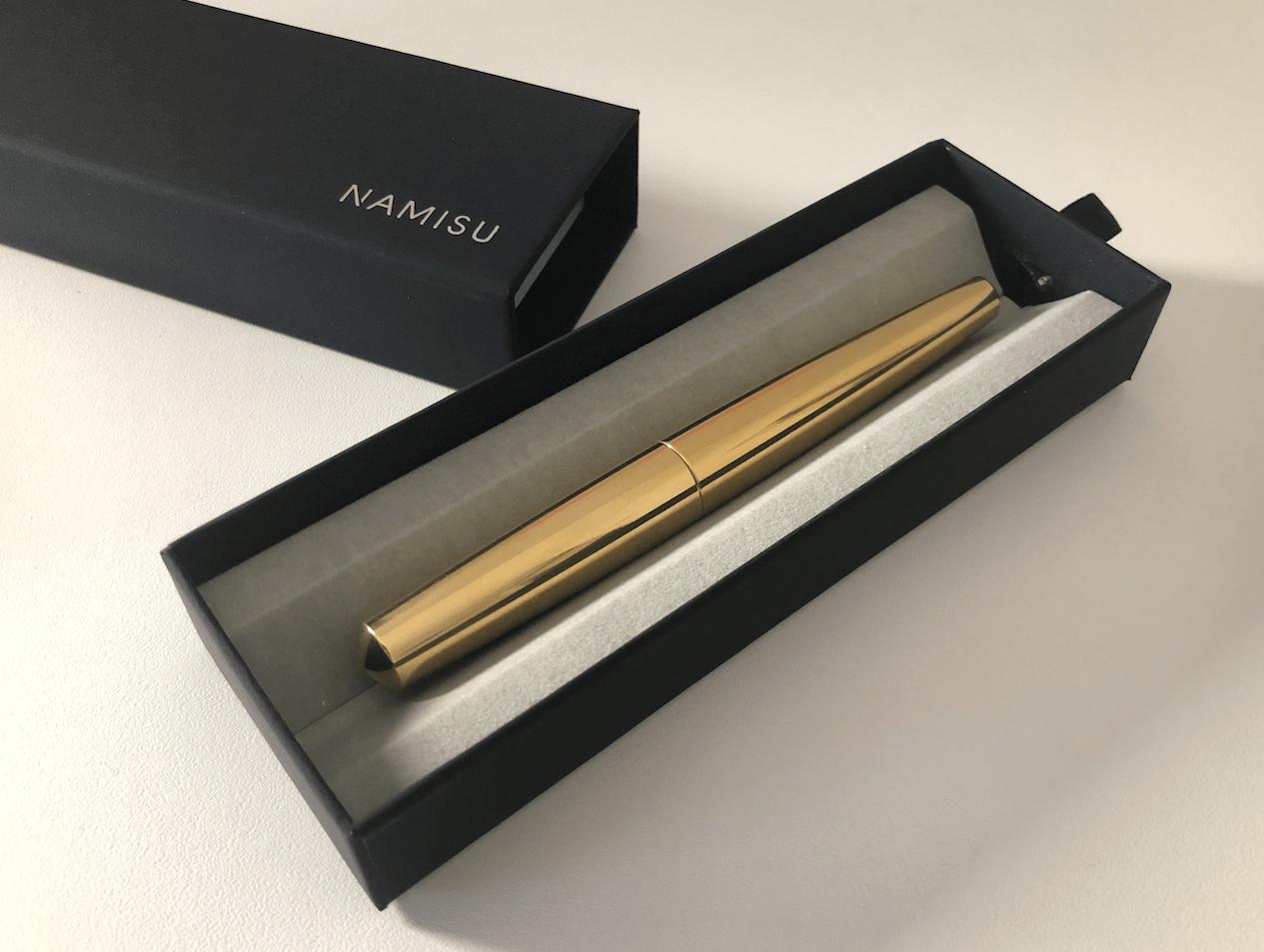 Namisu Nova Brass