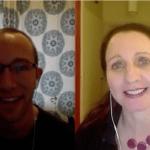 Joanna Penn Scrivener interview start frame