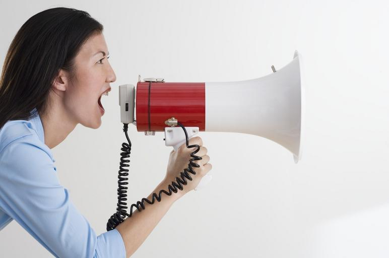 megaphone_shout_action_call