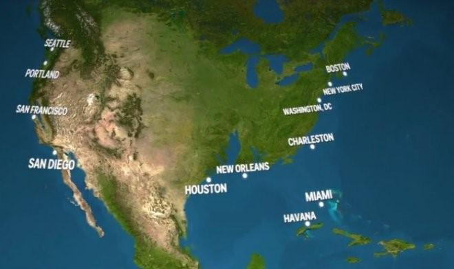 Photo of როგორი იქნება დედამიწა, თუკი პლანეტის მთელი ყინული დადნება
