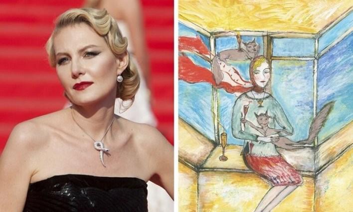 2. Рената Литвинова