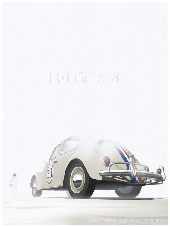 The love bug by Nicolas Banner: