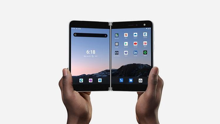Photo of დასაკეცი სმარტფონი Microsoft Surface Duo 200 აშშ დოლარით გაიაფდა რელიზიდან ერთ თვეში