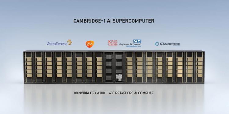 Photo of ხელოვნური ინტელექტი ჯანმრთელობის სადარაჯოზე: სამედიცინო კვლევებისთვის NVIDIA ააწყობს ყველაზე მძლავრ სუპერკომპიუტერს დიდ ბრიტანეთში