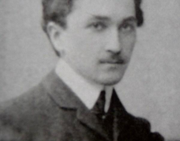 Photo of დიმიტრი უზნაძე – ომის ფილოსოფია