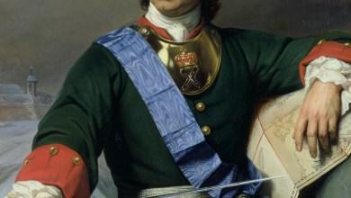 Photo of პეტრე I დიდი – Peter the Great – ბიოგრაფია