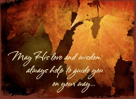 A Thanksgiving Prayer (3/5)