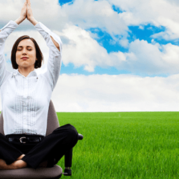 Chair Yoga: Relax and Breathe