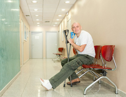 Are crutches weighing you down?