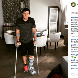 Rory McIlroy misses The Open due to ankle injury – ATFL explained