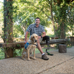 You can help turn a pet into a partner for the disabled