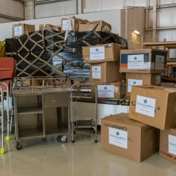 Texans work together, provide vital supplies to Syrian refugees