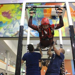 Professional skydiver dives head-first into cardiac rehab