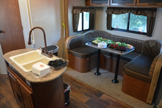 Amenities Provide Sanctuary To Families Of Transplant