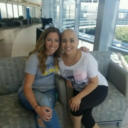 JuJuOnThatChemo! Ana-Alecia takes a different approach to cancer treatment