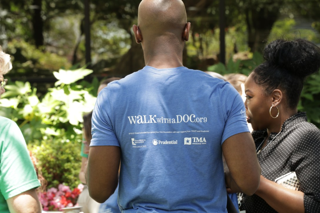 Walk With a Doc Shirt
