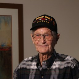 After 2 heart procedures, WWII vet shares his incredible story