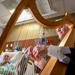 Bringing music to the bedside of the critically ill