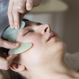 Gua sha: The Chinese facial tool for healthy skin and pain relief